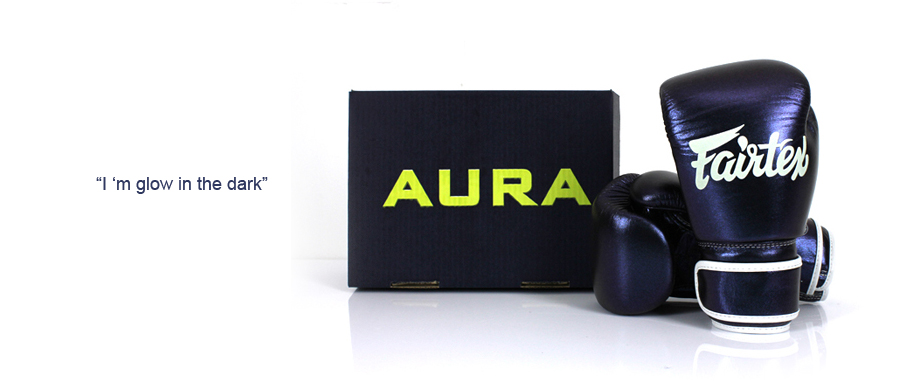 """Aura"" Limited Edition Gloves"