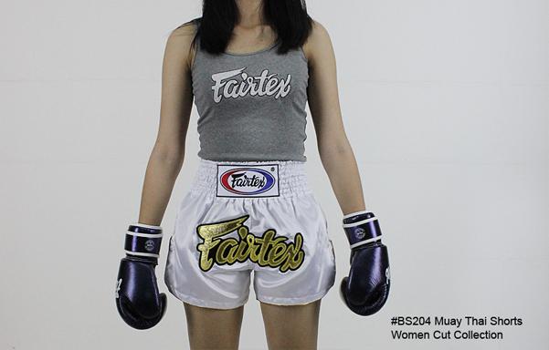 Muay Thai Shorts For Women